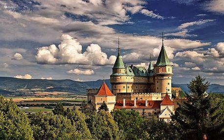 1850 Kč za 3-denní pobyt v termálech Bojnice v 3* hotelu s polopenzí pro dva na Slovensku – Bojnický zámek, termální lázně a největší slovenská Zoo na jednom místě!
