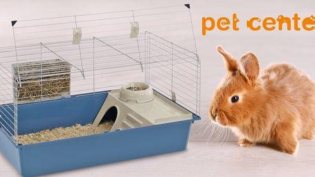 Klec pro králíky nebo drobné hlodavce