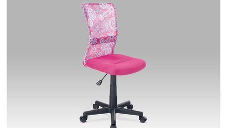 Dětská židle KA-2325 PINK, růžová