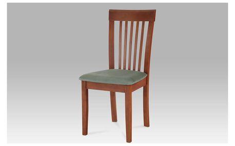 Jídelní židle BEZ SEDÁKU, barva třešeň BE1605 TR3