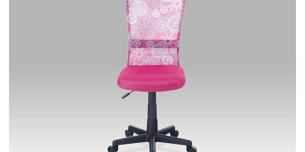 Dětská židle KA-2325 PINK, růžová2