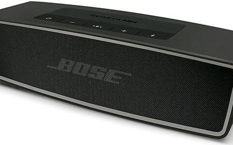 Bose SoundLink Mini Bluetooth Speaker II Černá