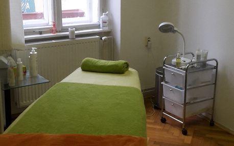 60-90min. kosmetické ošetření ultrazvuk. špachtlí s možností využití italské kosmetiky v Brně
