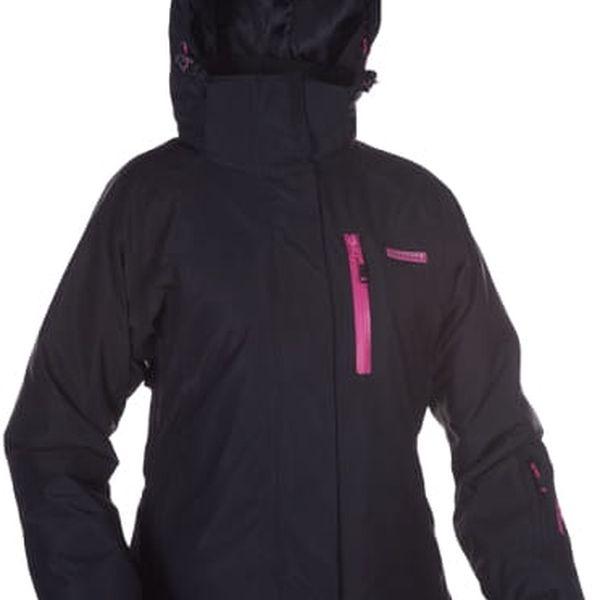 Dámská lyžařská bunda Envy BALAKTA III. Black 40