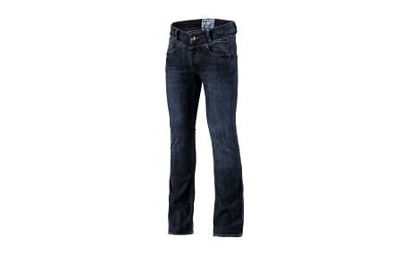 SCOTT W's Denim vel. M dámské jeansové moto kalhoty