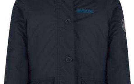 Dětský zimní kabát Regatta RKP170 Totteridge Navy 5-6y