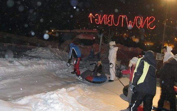 Snowtubing Rokytnice - zábava a adrenalin na sněhu pro rodiny i kamarády2