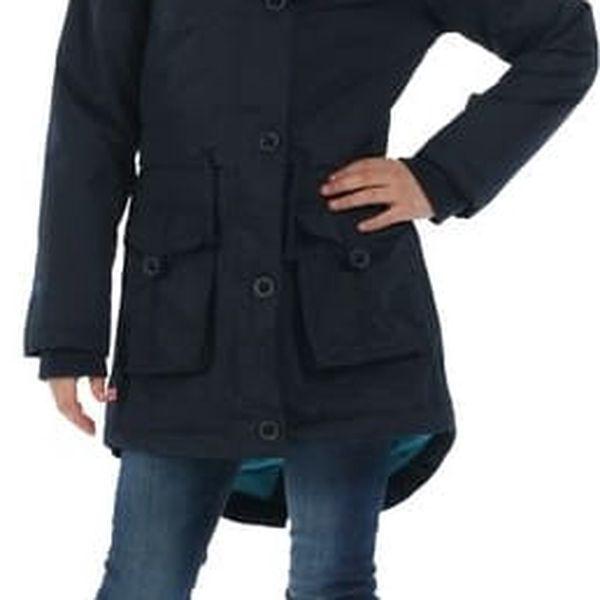 Dětský zimní kabát Regatta RKP170 Totteridge Navy 5-6y4