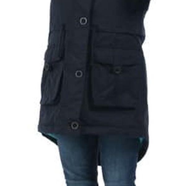Dětský zimní kabát Regatta RKP170 Totteridge Navy 5-6y5