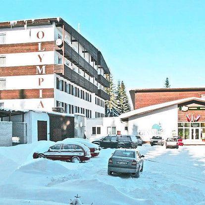 Zimní radovánky na Zadově - užijte si Šumavu