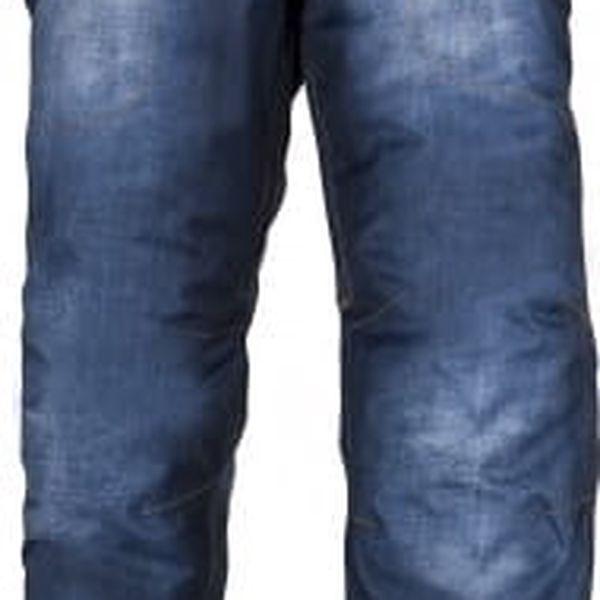 Pánské snowboardové kalhoty KILPI JEANSTER-M Modrá S