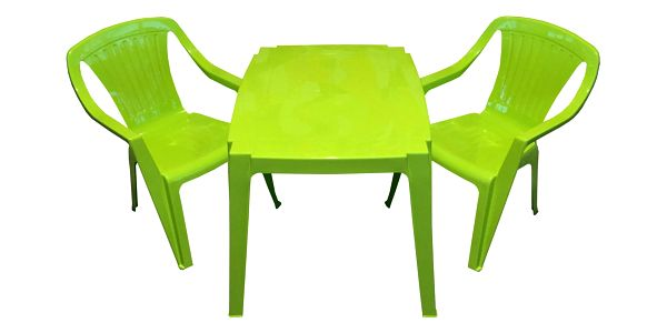 Dětský stůl TOM 41083 zelený2