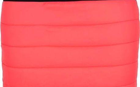 Dámská zateplená sukně KILPI MATIRA-W Oranžová 36
