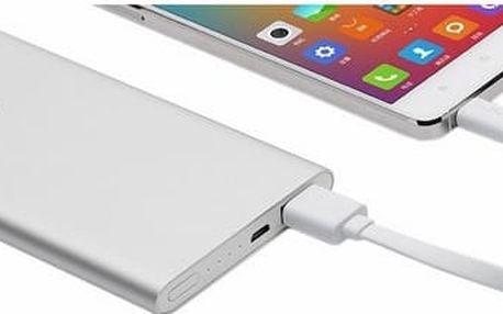 Xiaomi NDY-02-AM PowerBank 5000mAh Silver (EU Blister)