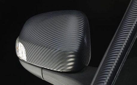 Karbonová folie 3D pro všestranné využití 127 x 100 cm - SLEVA