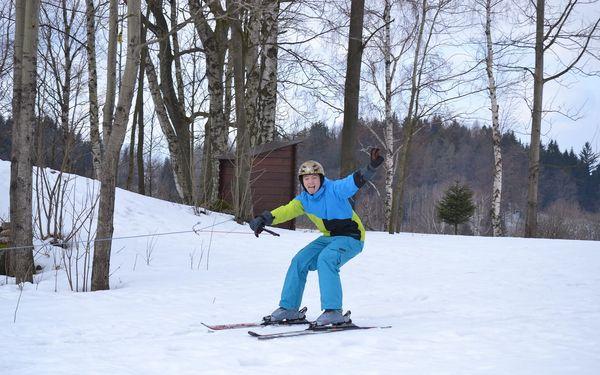 Motoskijöring: adrenalinová jízda na lyžích či snowboardu tažených čtyřkolkou4