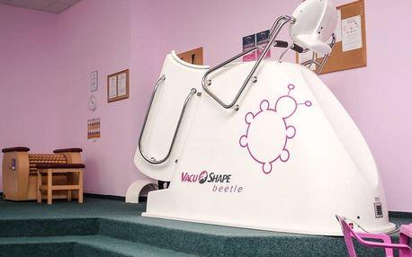 Vacu Shape - permanentka na 5 či 10 chůzí v podtlakové kabině na 30 minut