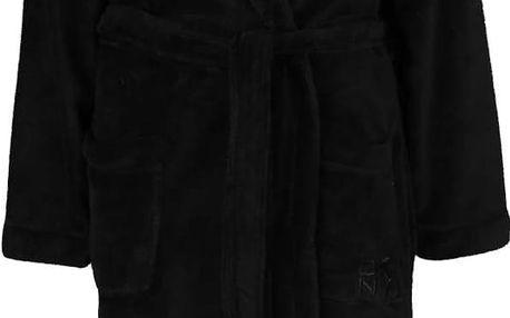 Černý dámský župan DKNY