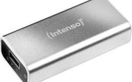 Powerbanka Intenso A 5200 Li-Ion akumulátor 5200 mAh stříbrná