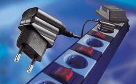 Síťový adaptér Egston E2CFSW3, 6 V/DC, 6 W
