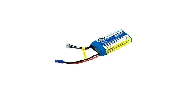Akupack LiPol E-flite BEC, 7,4 V, 1300 mAh, 20 C