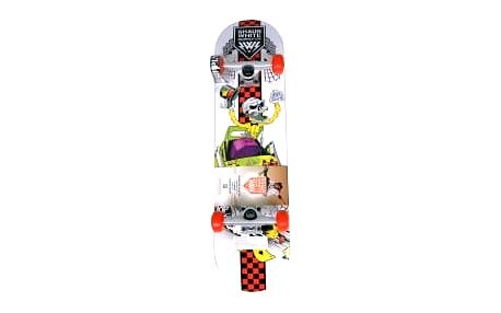 SHAUN WHITE White Demon skateboard