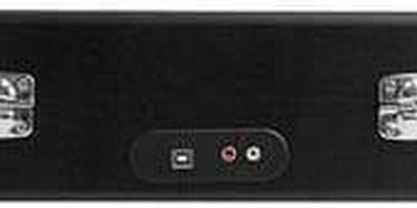 Kufříkový USB gramofon ION Vinyl Motion4