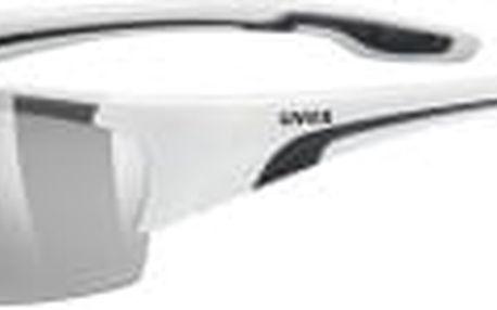 UVEX Blaze III white black (8216) cyklistické brýle
