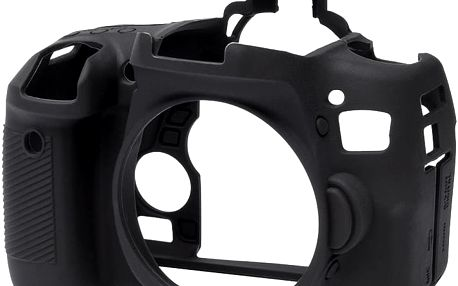 Easy Cover silikonový obal Reflex Silic pro Canon 760D, černá - ECC760DB