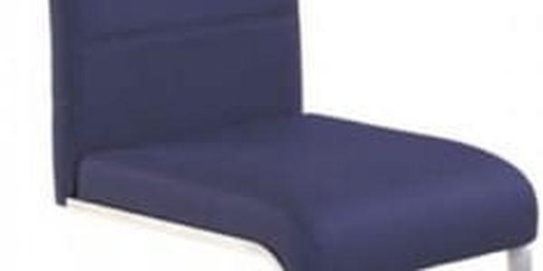 Kovová židle K85 tmavě krémová2