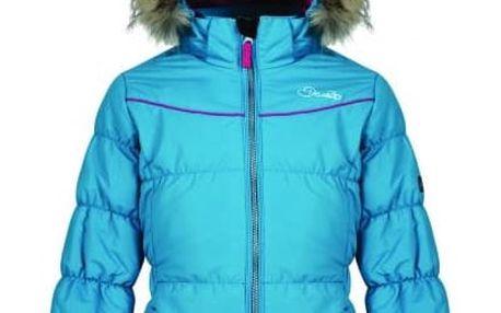 Dětská lyžařská bunda Dare2B DGP308 EMULATE Jkt FrshwaterBlu 3-4y