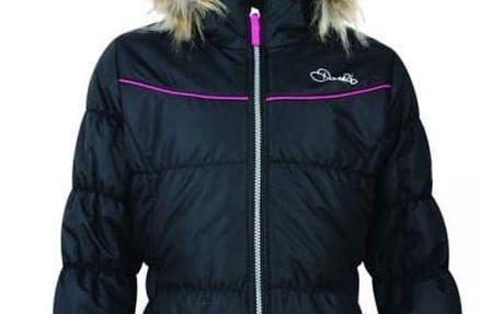 Dětská lyžařská bunda Dare2B DGP308 EMULATE Jkt Black 3-4y