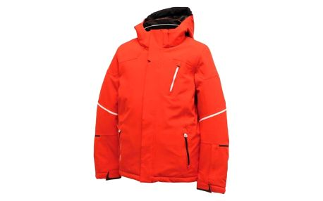 Dětská lyžařská bunda Dare2B DBP018 GET SET Jkt Red Alert 3-4y