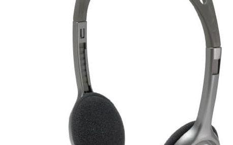 Logitech Stereo Headset H110, 3,5 mm jack