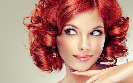 Kosmetické přípravky na vlasy: barva, balzám či krémová henna: výběr z více odstínů