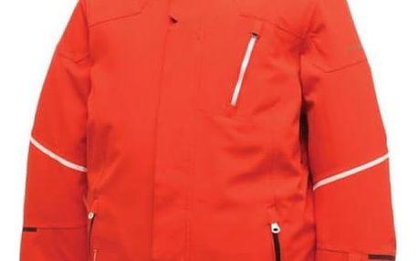 Dětská lyžařská bunda Dare2B DBP018 GET SET Jkt Red Alert 11-12y
