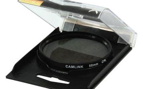Camlink CPL filtr 58 mm