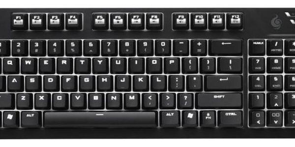 COOLERMASTER STORM klávesnice Quickfire TK-soft click, US verze