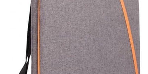"""CANYON stylová taška přes rameno pro tablet do 10"""", šedá"""