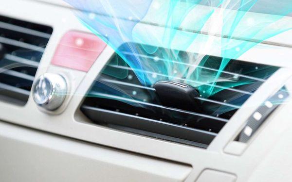 Kompletní servis klimatizace automobilu včetně plnění3