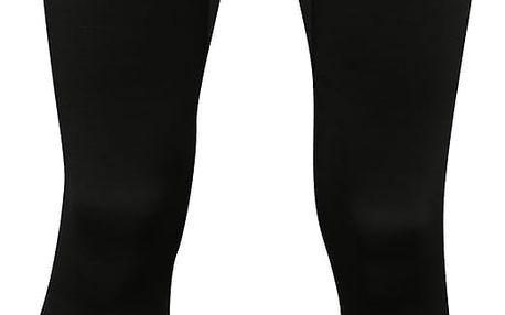 Černé pánské sportovní legíny Nike
