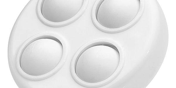 Čistič pórů Clatronic GM 3669 bílá/fialová4