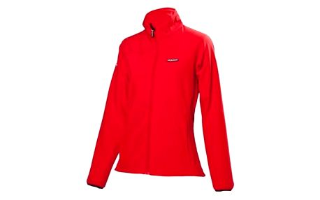 dámská softshellová bunda Envy MERYL-L II. červená 36