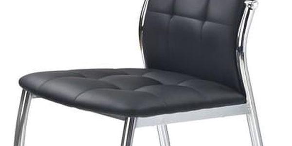 Jídelní židle K209 bílá2