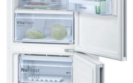 Kombinace chladničky s mrazničkou Bosch KGN36VW35 bílá