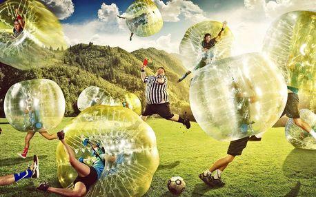 Bumper ball: Akční zábava pro partu přátel