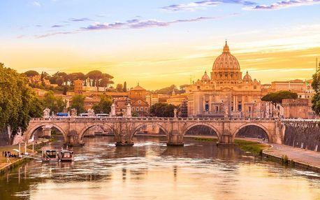Řím a Neapolský záliv - 5denní zájezd