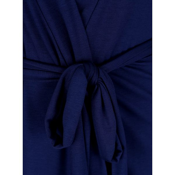 Modrý dámský župánek Eldar Lucy3