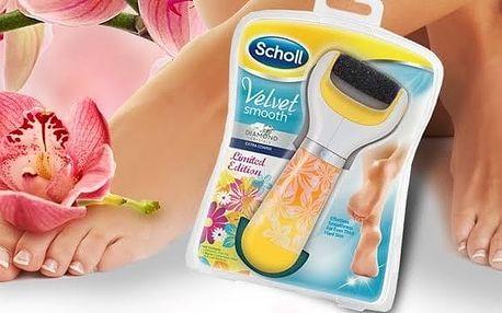 Scholl Velvet smooth diamond- elektrický pilník na chodidla