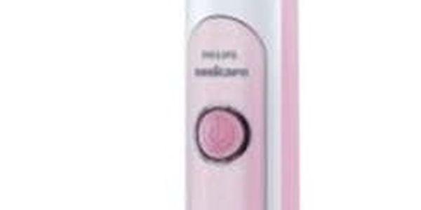 Zubní kartáček Philips Sonicare HealthyWhite Pink HX6762/434